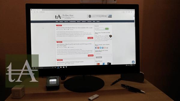 Lenovo Thinkcentre X1 Display