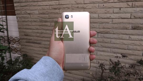 Asus Zenfone 3S Max Rear