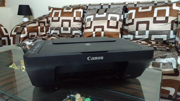 Canon Pixma MG3070s Front