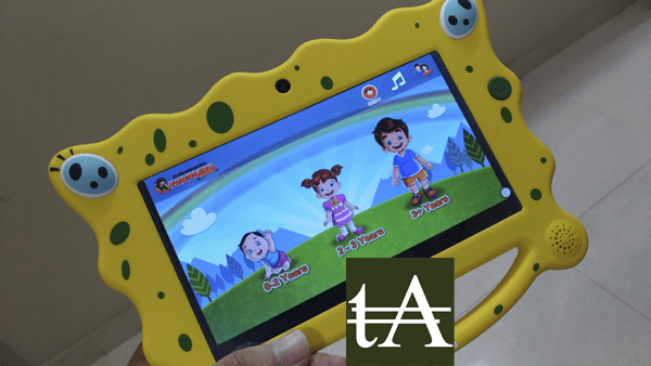Extramarksa Toddlers Tablet Kids Contents