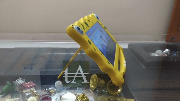 Extramarksa Toddlers Tablet Stand