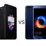Huawei Honor 8 Pro vs OnePlus 5