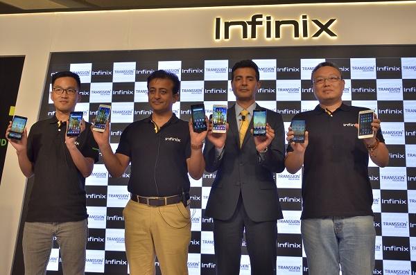 Infinix Launch