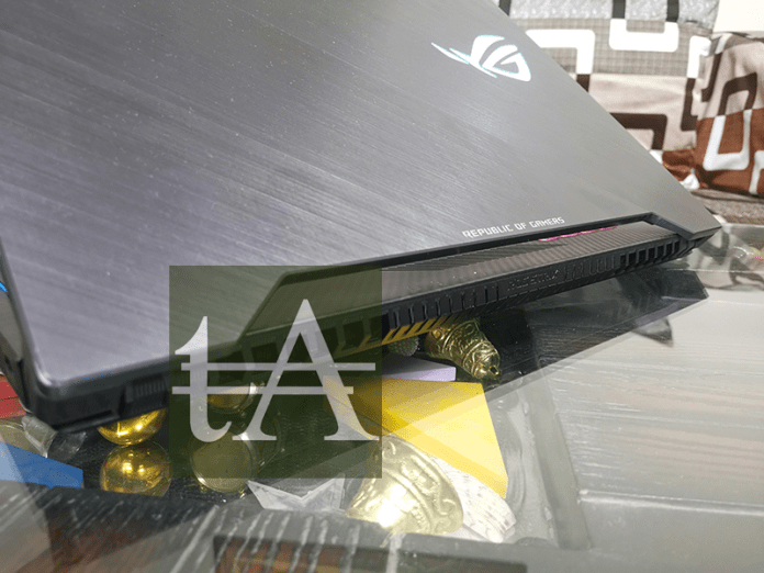 Asus ROG Strix Scar II GL504 ROG