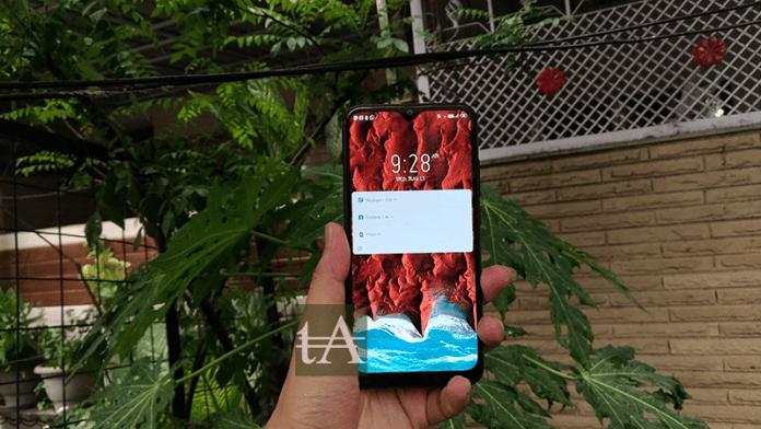 Infinix Smart 3 Plus Display