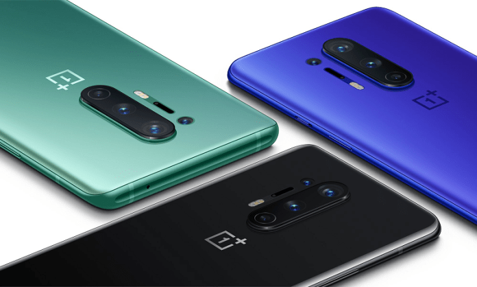 OnePlus 8 Colors