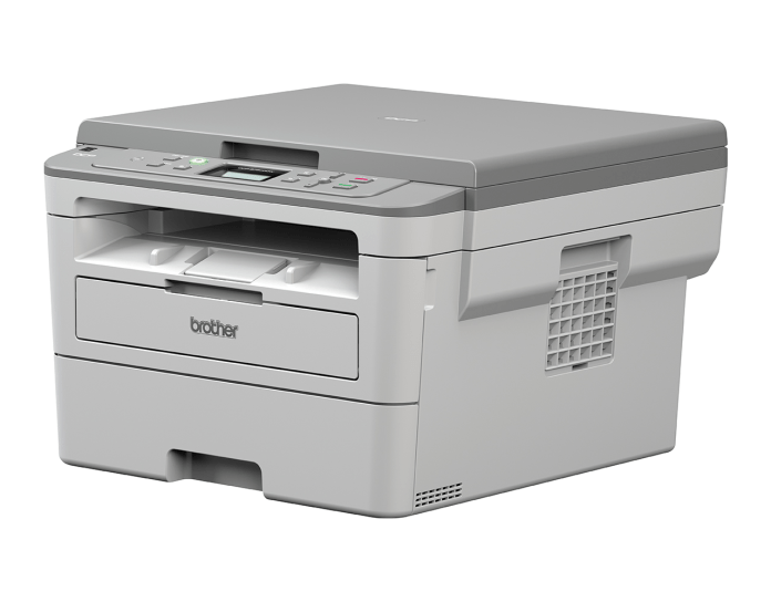 Brother DCP B700D Side