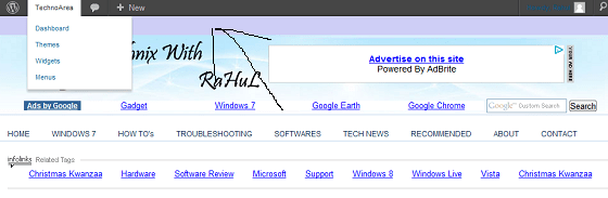 Admin_Toolbar_In_Wordpress