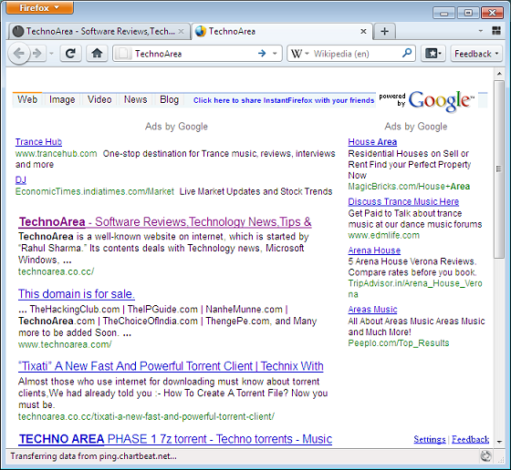 Google_Instant_Search_From_Firefox_Addressbar