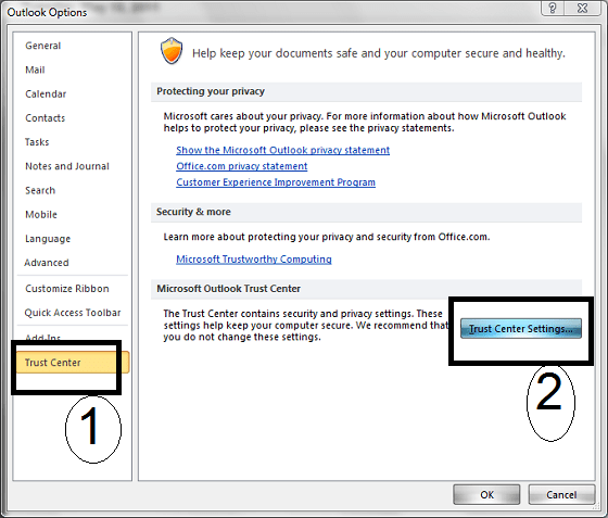 Outlook_Trust_Center