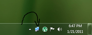 Windows_XP_Like_Network_Indicator