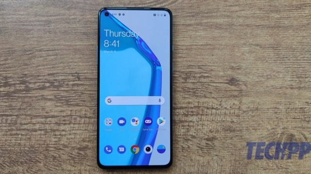 oneplus 9r review 24