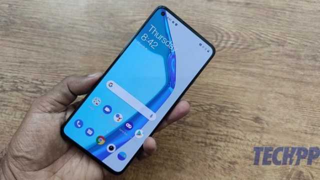 oneplus 9r review 29