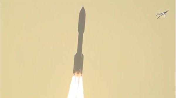 NASA's Mars rover launch a success   fox61.com