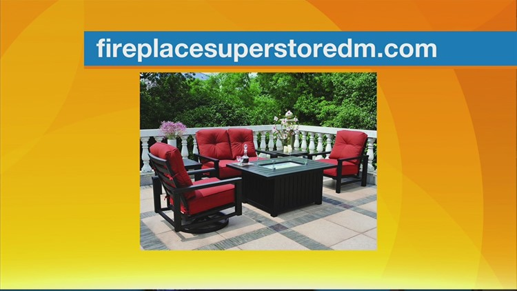 fireplace superstore patio furniture