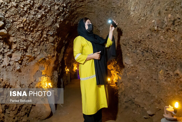 Window to the past: gigantic underground city is chock-full of untold stories