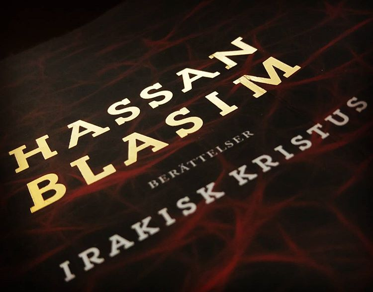 """Hassan Blasims """"Irakisk Kristus"""". Noveller när de är som bäst #noveller #hyllning #boktips"""