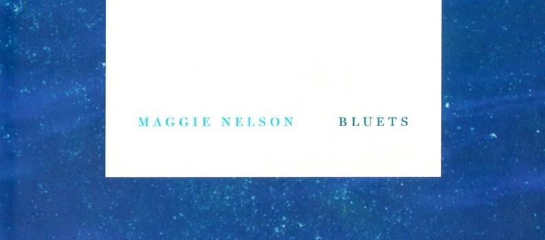"""""""Bluets"""" av Maggie Nelson"""