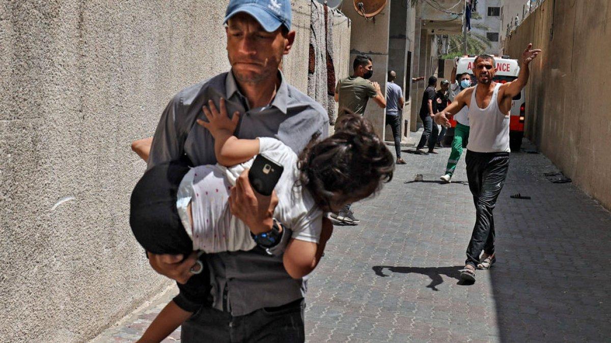 Intercambio de misiles entre Israel y Hamas – Telemundo San Diego (20)