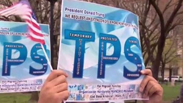 [TLMD - MIA] Hondureños esperan extensión del TPS