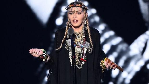 Madonna ofrece homenaje a Aretha Franklin
