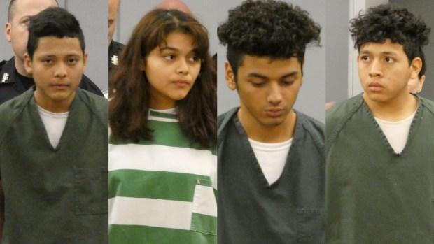 [TLMD - NY] Van a corte presuntos miembros de la MS-13