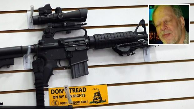 Las armas y artimaña que usó autor de masacre en Las Vegas