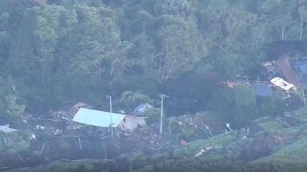 Caos tras fuerte terremoto en Japón