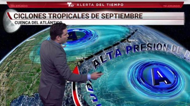 [TLMD - NY] Huracán Florence toma fuerza en el Atlántico