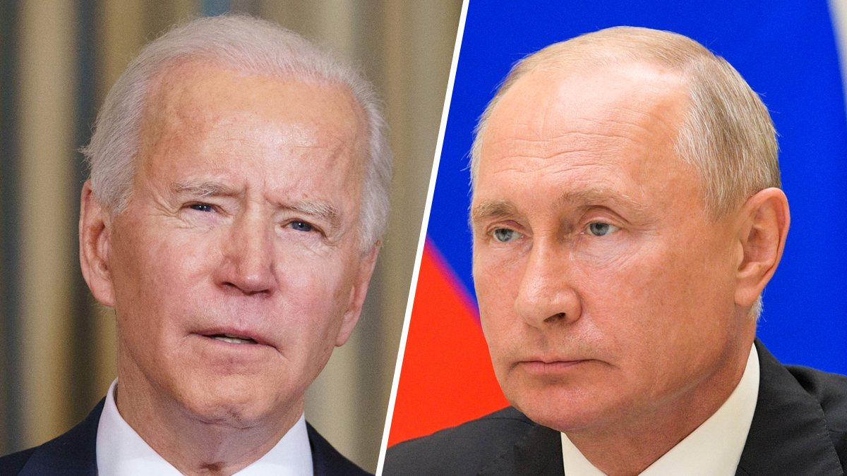 All set for the historic summit between Biden and Putin