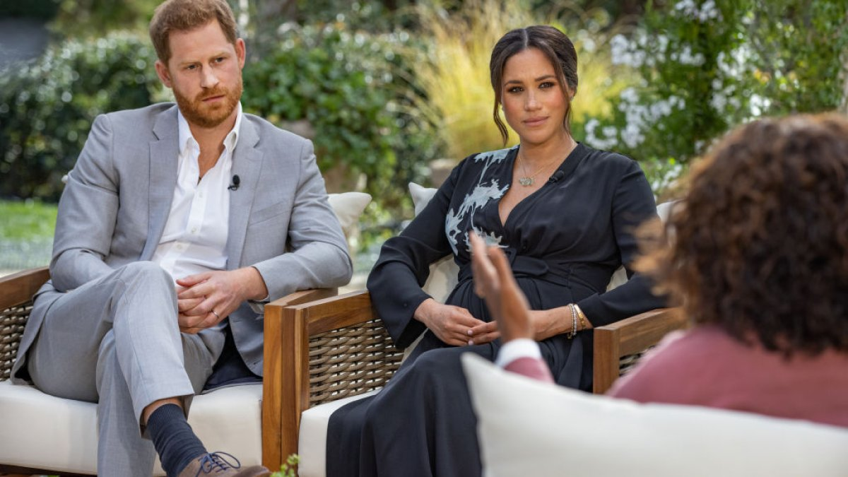 Meghan Markle breaks the silence and confesses that she had suicidal thoughts