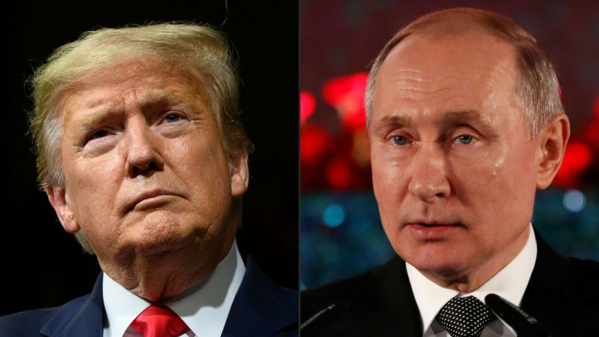 US: Putin approved operations to help Trump in elections