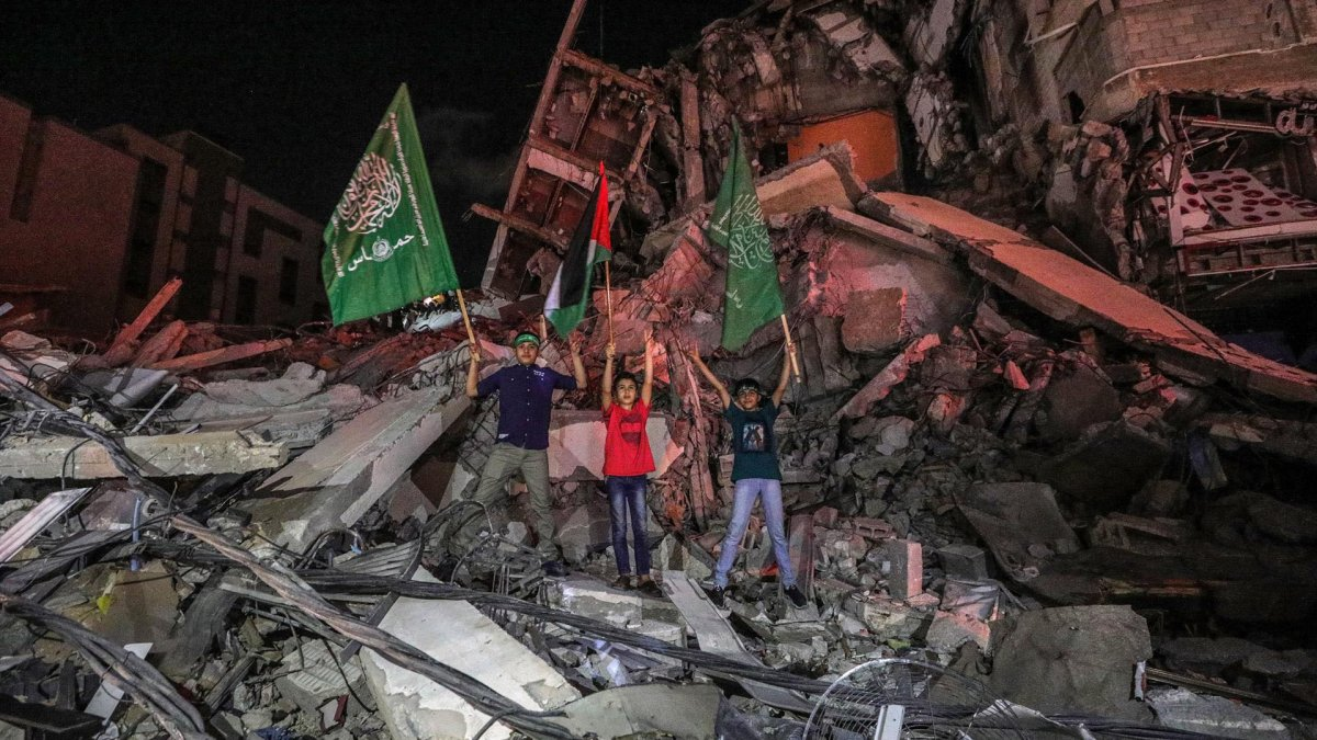 After 11 days of attacks, calm reigns in Israel and the Gaza Strip