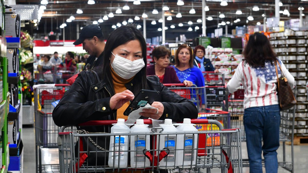 Costco will no longer require the use of face masks for fully vaccinated customers