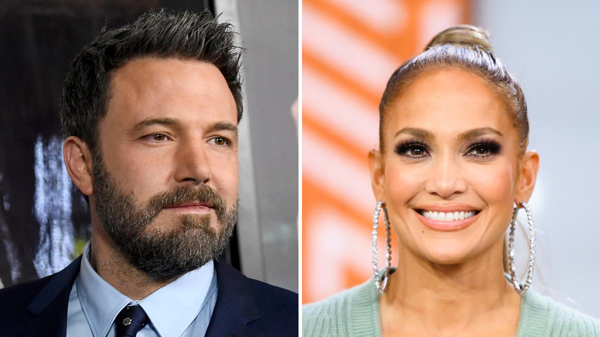The details of Jennifer Lopez and Ben Affleck's journey