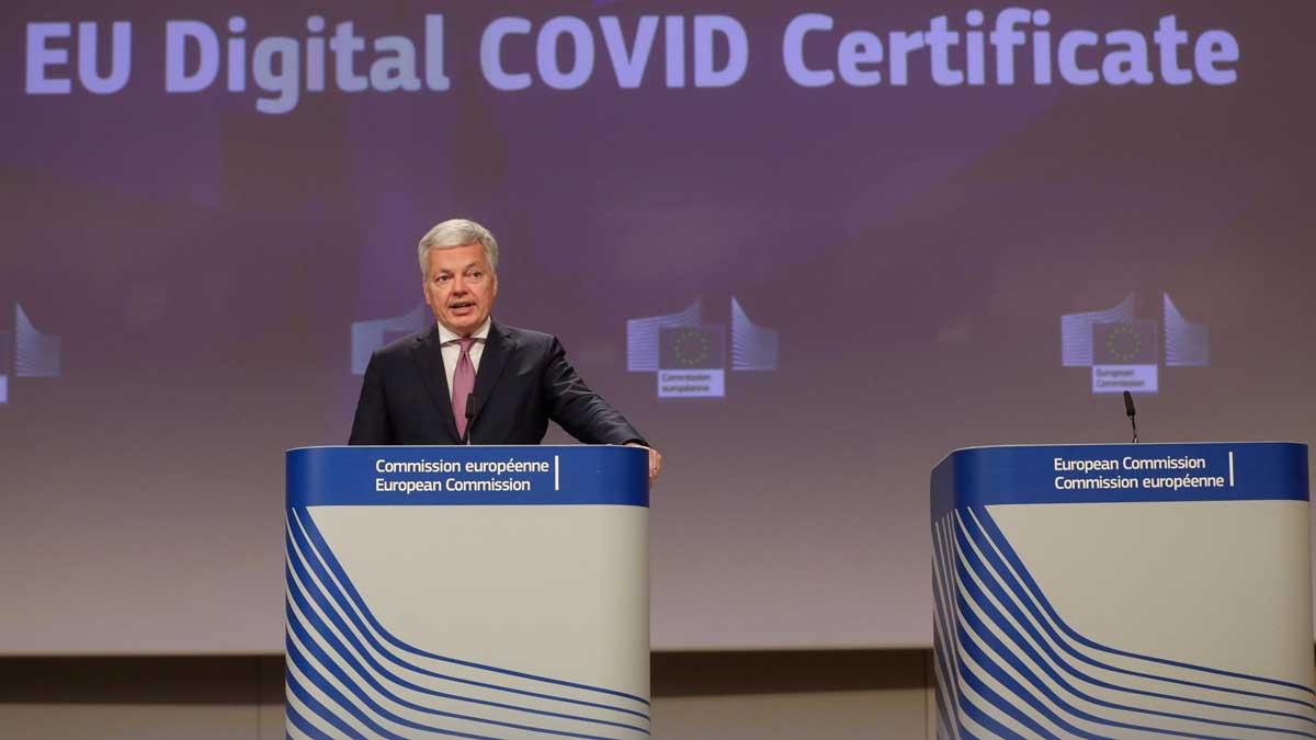 European Union creates Covid-19