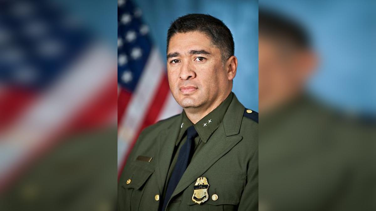 The US Border Patrol has a new Chief of Hispanic origin