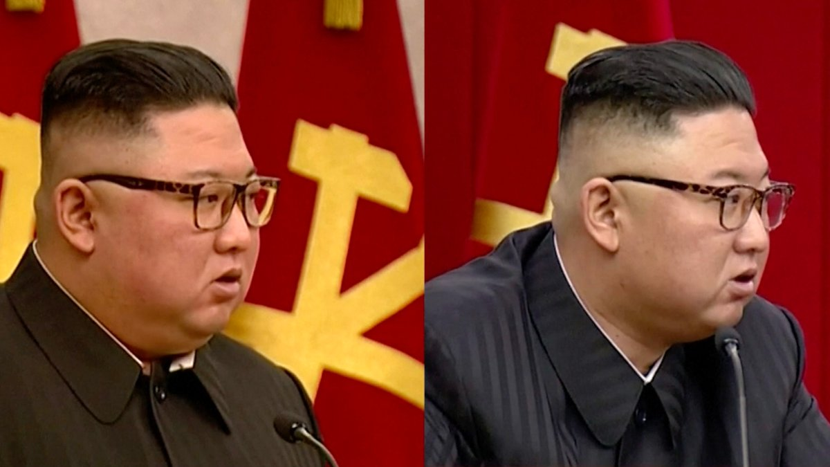 Kim Jong Un's physical change sparks rumors about his health