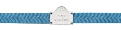 Bracelet bleu ciel Place Vendôme