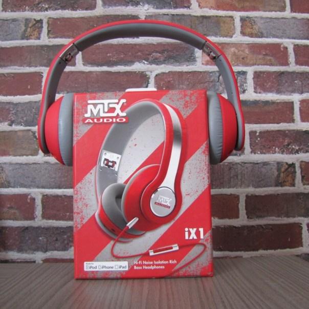 Casque ix1 MTX audio