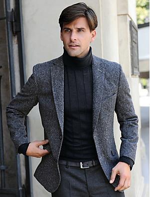 veste en tweed Carl Gross – disponible sur l'e-boutique Peter Hahn