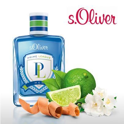 parfum S.Oliver prime league men