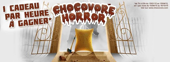 chocovore horror