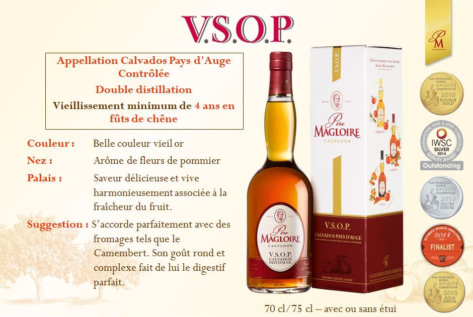 Père Magloire V.S.O.P.