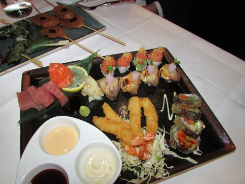 asian food by zenzakan