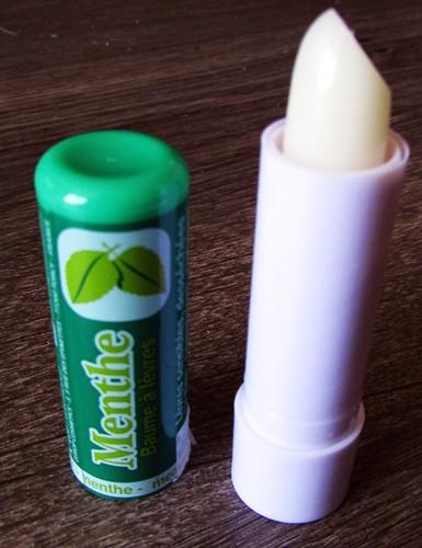 baume a lèvres menthe bandit box