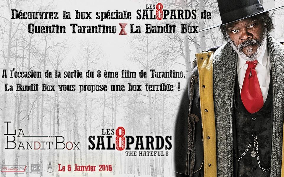 8 salopards x bandit Box