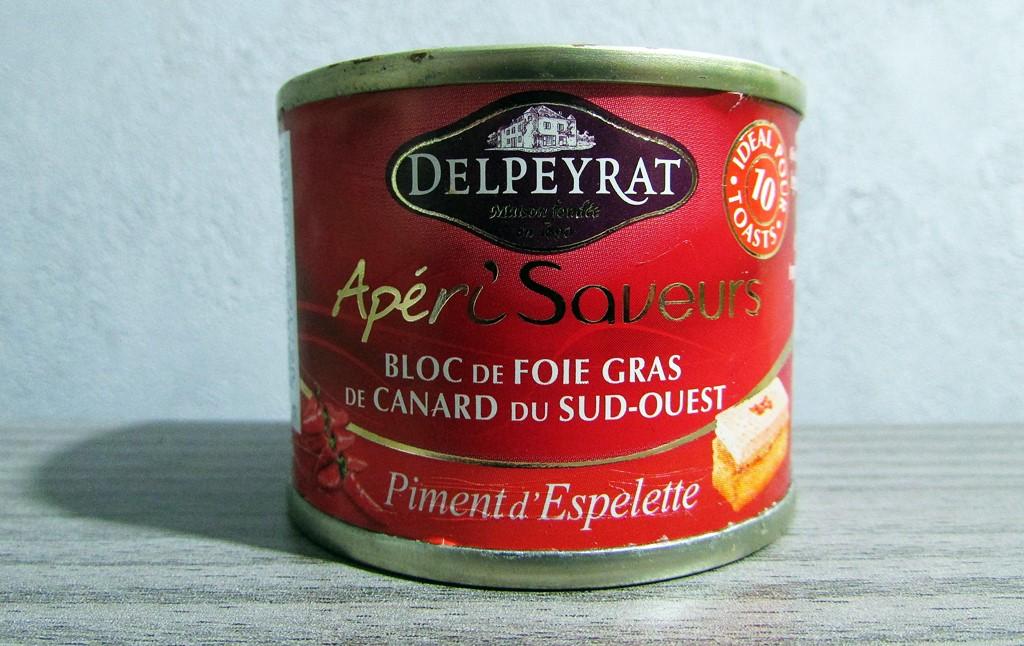 foie gras delpeyrat
