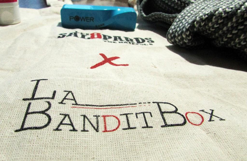 bandit box x les 8 salopards