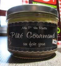 pâté gourmand au foie gras mes ptites recettes